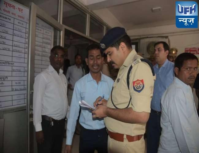 राजधानी लखनऊ तथा अमेठी में सेल्समैन को गोली मारकर करीब 17 लाख की लूट, एक की मौत