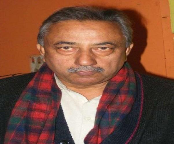रालोद नेता व पूर्व मंत्री कोकब हमीद का निधन