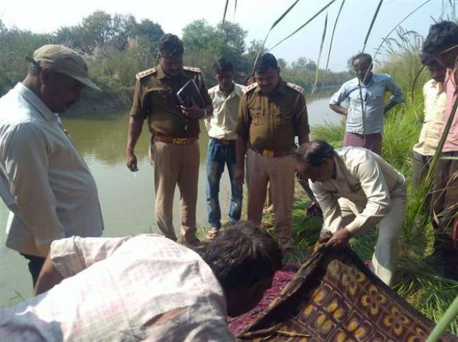 कानपुर देहात मे शराब की पार्टी के बाद युवक की हत्या, खून से लथपथ मिला साथी