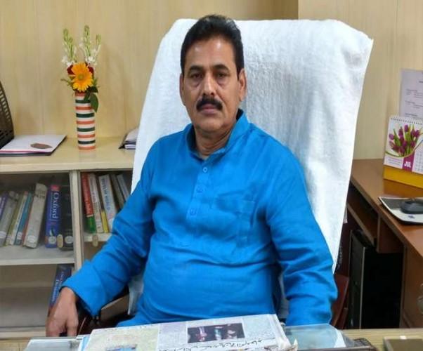 राष्ट्रीय अल्पसंख्यक आयोग के अध्यक्ष जी. हसन रिजवी ने कहा अयोध्या में राम मंदिर बने ताकि मुस्लिम शांति से जी सकें