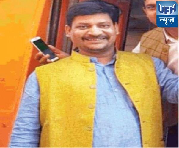 भाजपा नेता प्रत्यूष मणि त्रिपाठी घटना मे गुनहगारों को पकडऩे के लिए नामजद आरोपितों को हमले में भेजा जेल