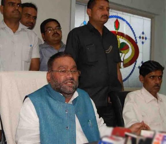 मंत्री स्वामी प्रसाद मौर्या ने किया सरेंडर, मिली जमानत