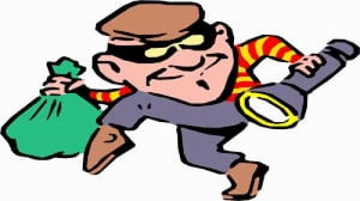 शातिर चोर घर से उड़ा ले गए जेवर और एलसीडी