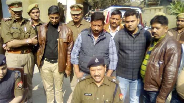 जिला कानपुर पुलिस ने धर दबोचे 'स्पेशल-26', माल बरामद; इस तरह फंसाते थे शिकार