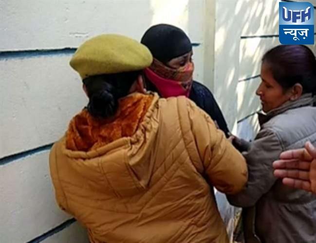 जिला मेरठ में सामूहिक दुष्कर्म पीड़िता का एसएसपी ऑफिस में आत्मदाह का प्रयास