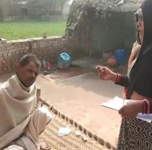मथुरा के सोंख मैं क्षय रोग खोज अभियान की हुई शुरुआत, गांव-गांव जाने लगी टीमें