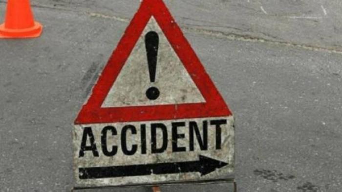 सड़क हादसे में एक की मौत, एक घायल