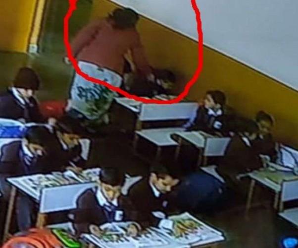 लखनऊ के पीजीआइ थाना क्षेत्र के उतरेटिया मे शिक्षिका ने कक्षा एक की छात्रा को पीटा, कान से आया खून