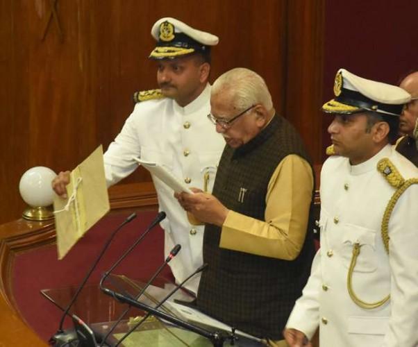 सबका साथ-सबका विकास का संकल्प पूरा करेगी सरकार : राज्यपाल राम नाईक
