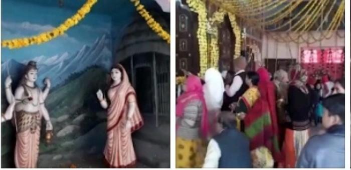 मथुरा के जमुनापार ईसापुर में बसंत पंचमी पर भव्य मेले का हुआ आयोजन