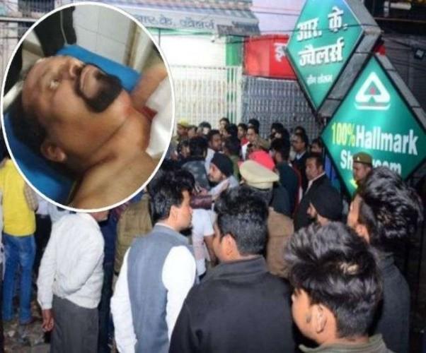 राजधानी के RK ज्वैलर्स लूट/हत्याकांड का अल्टीमेटम पूरा, एक हफ्तेभर बाद भी बदमाशों का कोई सुराग नहीं