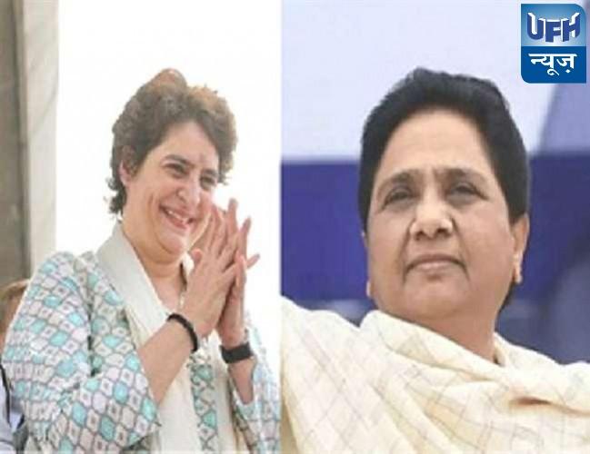 अब प्रियंका गांधी व चंद्रशेखर की मुलाकात से BSP मुखिया मायावती में बेचैनी