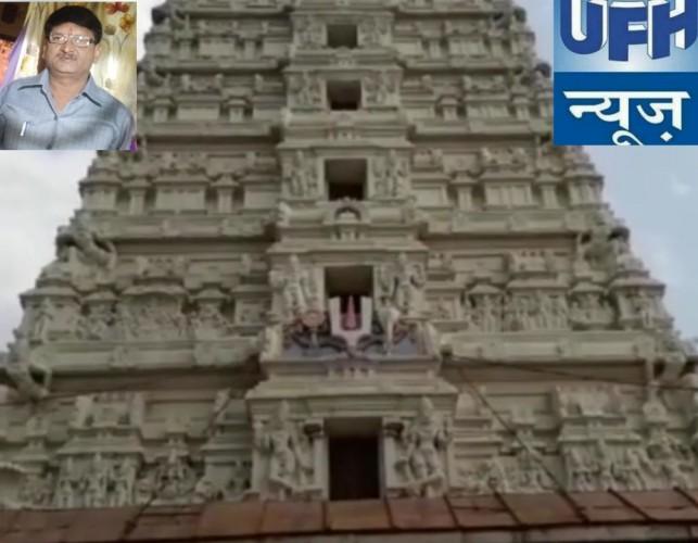 मथुरा के व्रन्दावन में 23 मार्च से शुरू होगा रथ का मेला बाली पूर्ण कोठी से होगा शुभारंभ