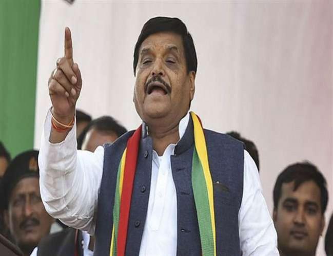 शिवपाल सिंह यादव कांग्रेस के रुख से भी बेहाल, कहा- कांग्रेसी नेता झूठे लोग