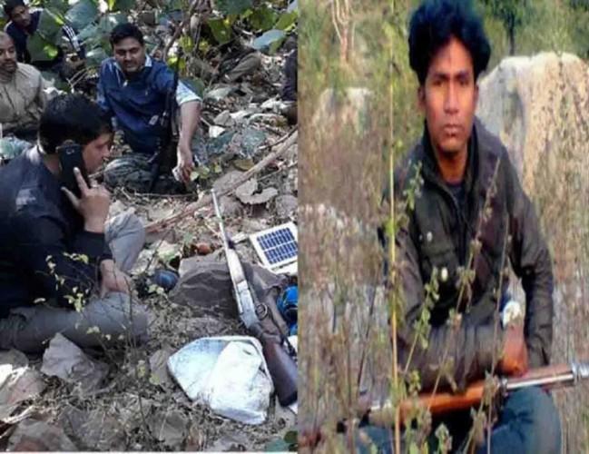 पुलिस की डकैत बबुली कोल गैंग से मुठभेड़ गोलियों की तड़-तड़ाहट से गूंजता रहा गुरसराय जंगल