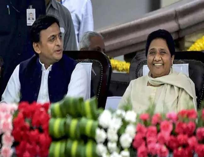 UP में सात सीट छोड़कर भ्रम न फैलाए, कांग्रेस से कोई गठबंधन नहीं: मायावती