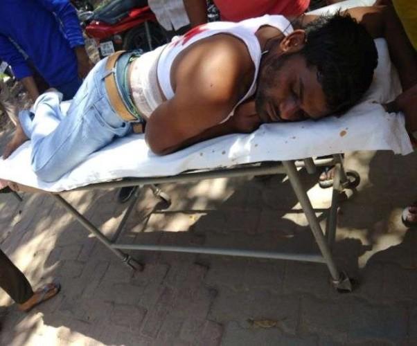 लखनऊ के काकोरी में भूमि के विवाद में युवक पर ताबड़तोड़ फायरिंग, एक गिरफ्तार