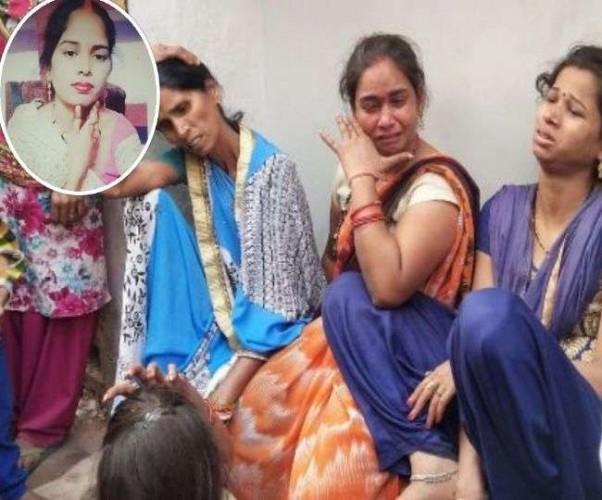 लखनऊ मे संदिग्ध परिस्थितियों में महिला की मौत, पति पर हत्या का आरोप