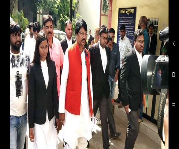 झारखंड के पूर्व मंत्री योगेंद्र साव ने रांची सिविल कोर्ट में किया सरेंडर, बेल अपील खारिज