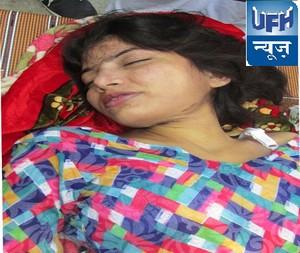 ससुराल वालो ने की बहु की हत्या ............