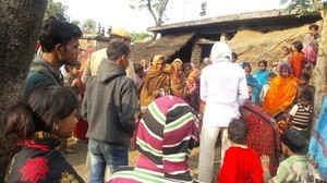 संतकबीरनगर में पत्नी व मासूम की हत्या के बाद कर ली आत्महत्या