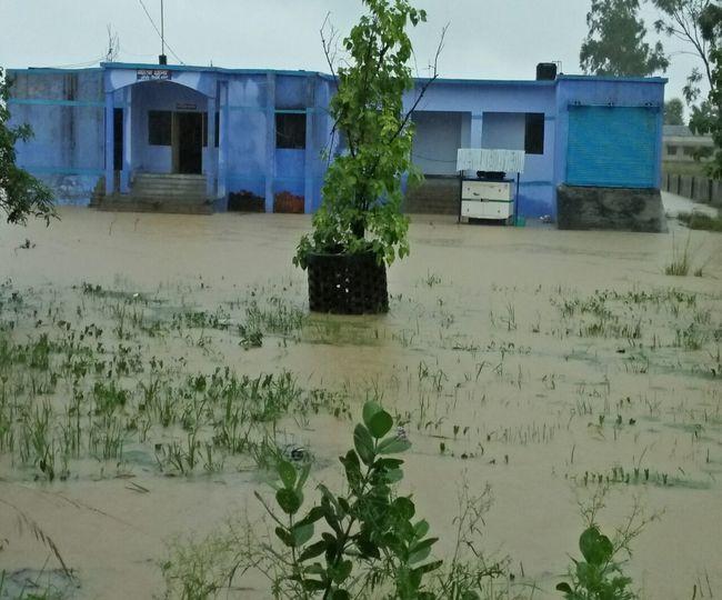 सिद्धार्थनगर में बाढ़ का खतरा गहराया