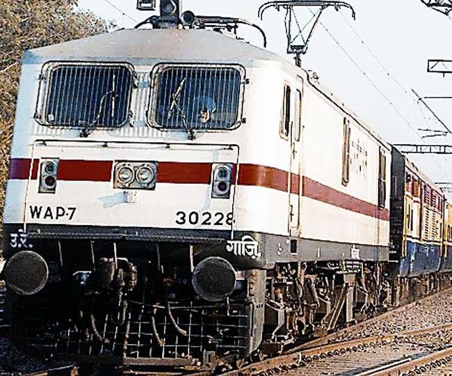 दोहरीकरण नॉन इंटरलॉकिंग के लिए 13 से 19 तक निरस्त रहेंगी 36 ट्रेनें