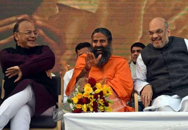 रामदेव का जनआंदोलन सत्ता के लिए नहीं, समाज सुधार के लिए: अरुण जेटली