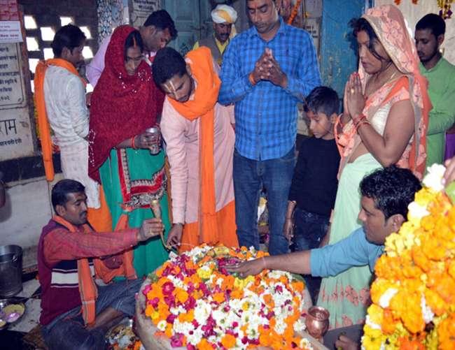 रामनगरी अयोध्या में आज महाशिवरात्रि पर भोले की बम-बम