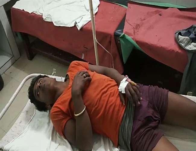 लखनऊ में पुलिस मुठभेड़ में ईनामी बदमाश घायल