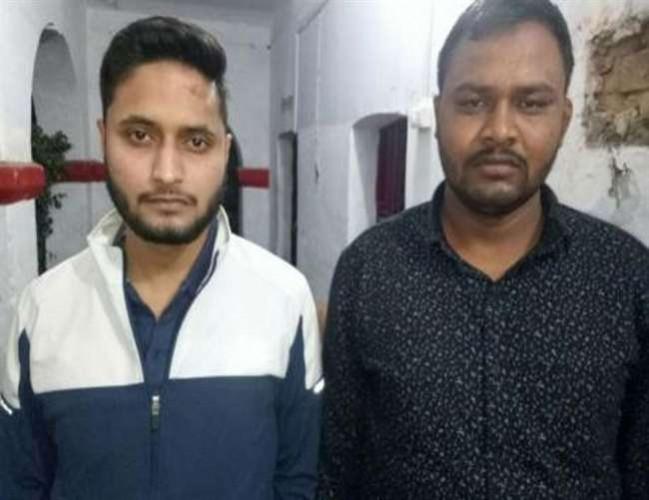 फैजाबाद में मुन्ना बजरंगी गैंग के दो शार्प शूटर गिरफ्तार