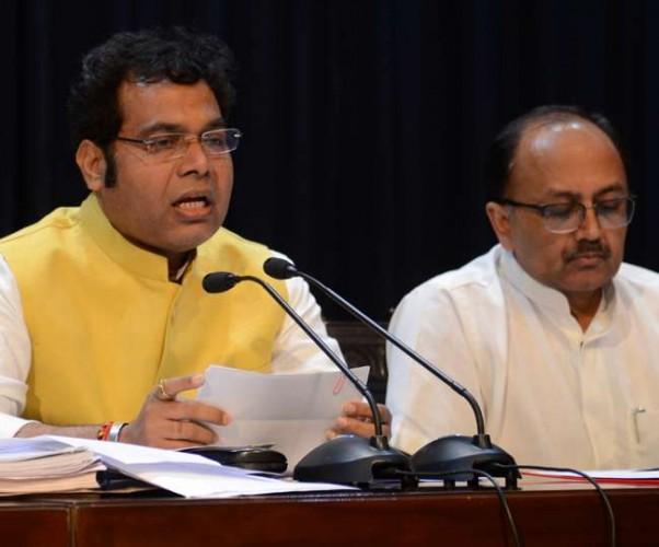 श्रीकांत शर्मा ने कहा कि भीम आर्मी के संस्थापक चंद्रशेखर उर्फ रावण को उसकी मां के आवेदन के आधार पर रिहा किया गया
