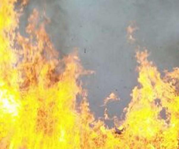 फर्रुखाबाद मे सीएमओ ने खड़े होकर जलवाईं लाखों की दवाएं, बची दवाएं गंगा और कटरी में फेंकी
