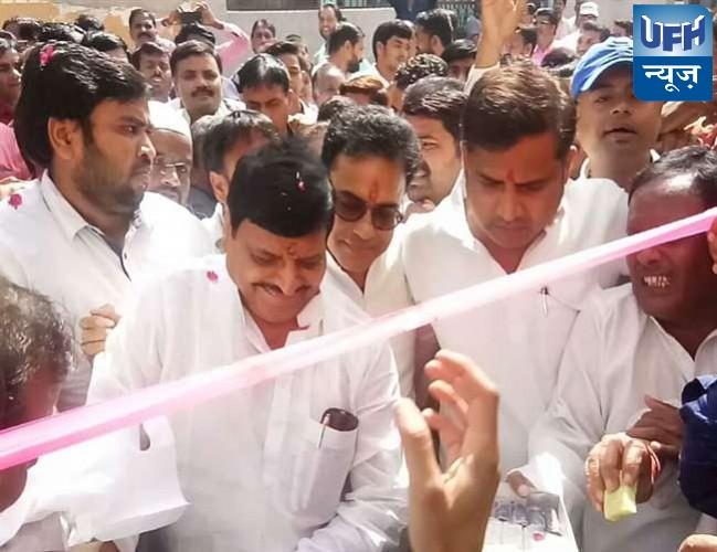 खिसक रहा है समाजवादी पार्टी का जनाधार, बौखलाए हैं अखिलेश: शिवपाल सिंह यादव