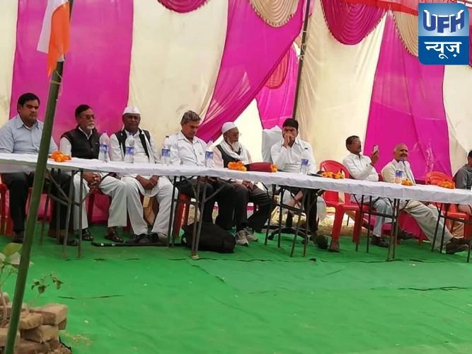 श्री गौड़ बाबा के स्थान पर एक दिवसीय मेला का आयोजन