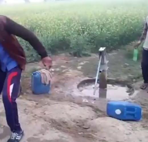 राया के गांव में वर्षों से बनी है पानी की समस्या अभी तक नही हुआ कोई समाधान