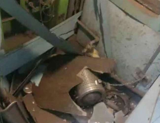 कानपुर के पास शिवराजपुर रेलवे स्टेशन पर कालिंदी एक्सप्रेस में 'लो- एक्सप्लोसिव' से हुआ था धमाका