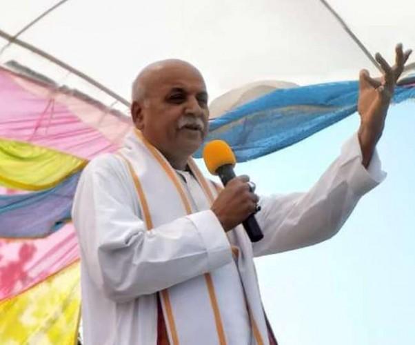 प्रवीण भाई तोगड़िया ने कहा मोदी सरकार ने राम मंदिर के नाम पर तोड़ा हिंदुओं का विश्वास