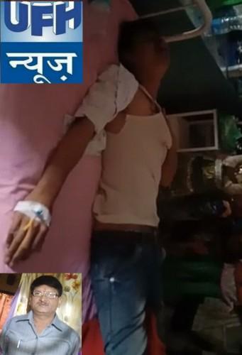 मथुरा में 15 वर्षीय युवक को गोली मारकर किया घायल
