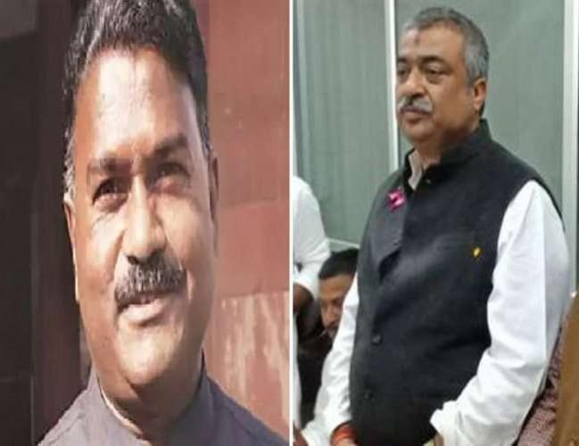 जनसत्ता दाल लोकतांत्रिक के प्रत्याशी शैलेंद्र कुमार व अक्षय प्रताप घोषित