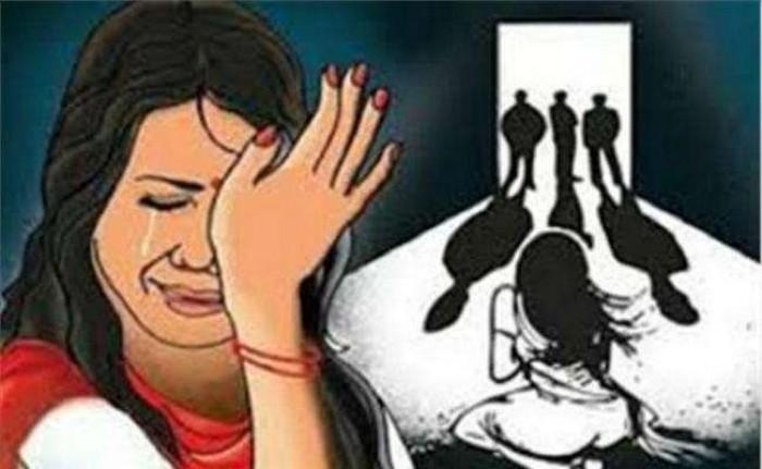 बदायूं जिले में बरेली-दिल्ली पैंसेजर में सवार महिला को स्टेशन पर उतारकर सामूहिक दुष्कर्म