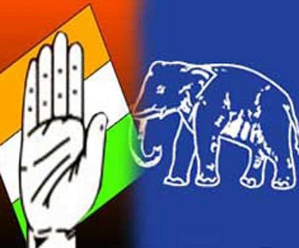 अब हाथ के झटके ने इस संसदीय सीट पर बढ़ा दी हाथी की मुश्किल