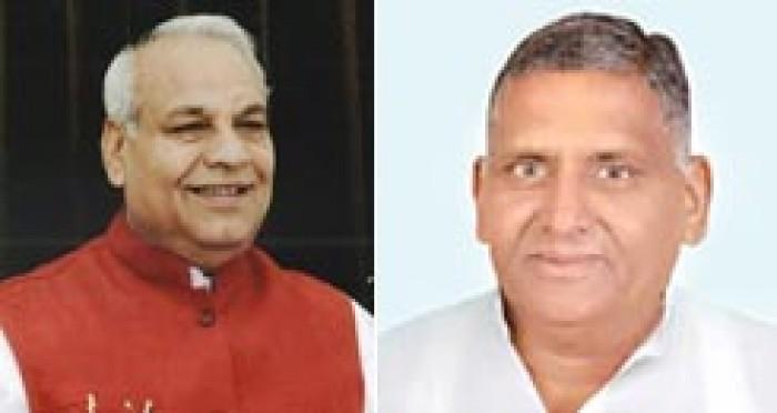 BJP ने कानपुर से सत्यदेव पचौरी और अकबरपुर से देवेंद्र सिंह भोले को मैदान में उतारा