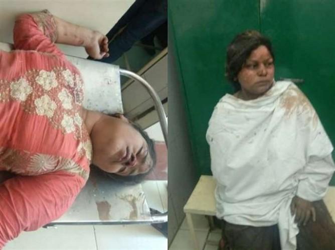 राजधानी स्थित मोहनलालगंज में एक के बाद एक कई धमाकों से दो मकान क्षतिग्रस्त, कई घायल-तीन गंभीर