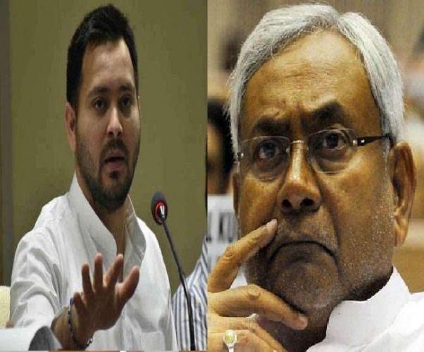 तेजस्वी का CM नीतीश पर बड़ा आरोप- कांग्रेस में विलय चाहता था JDU, फिर गरमाई सियासत