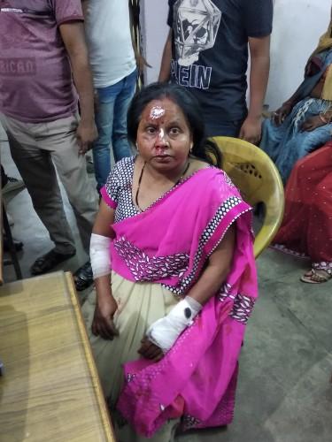 आशियाना थाना क्षेत्र अंतर्गत बेखौफ बाइक सवार लूटरों ने शक्ति भवन की महिला अनुभाग अधिकारी का पर्स लूट कर हुए फरार