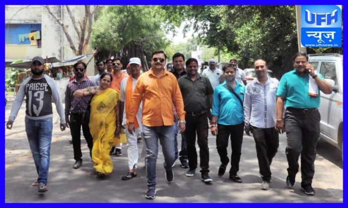 अलीगढ़-:थाना बन्नादेवी क्षेत्र के रघुवीरपुरी चौकी अंतर्गत आज बजरंग दल के दो कार्यकर्ताओं का अपहरण