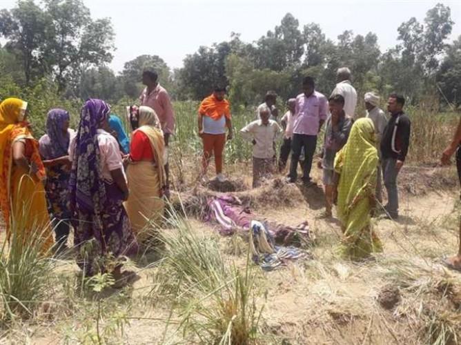 जिला बिजनौर में गुलदार ने ले ली महिला की जान, गुस्साए ग्रामीणों ने हाईवे किया जाम