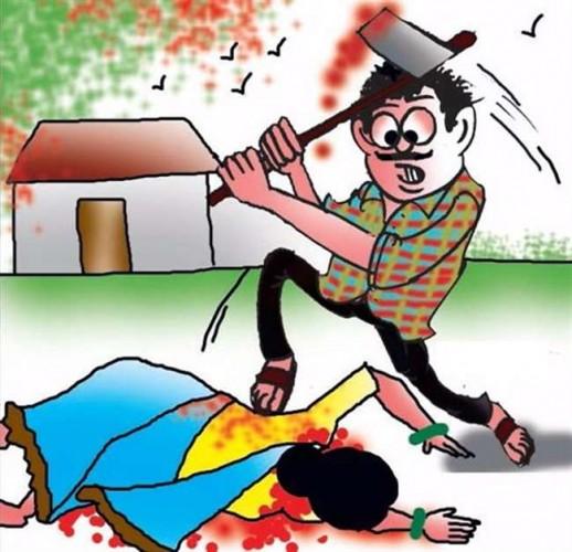 मथुरा के कोसिकलां में गोपालबाग पर दहेज न मिलने पर विवाहिता की हत्या