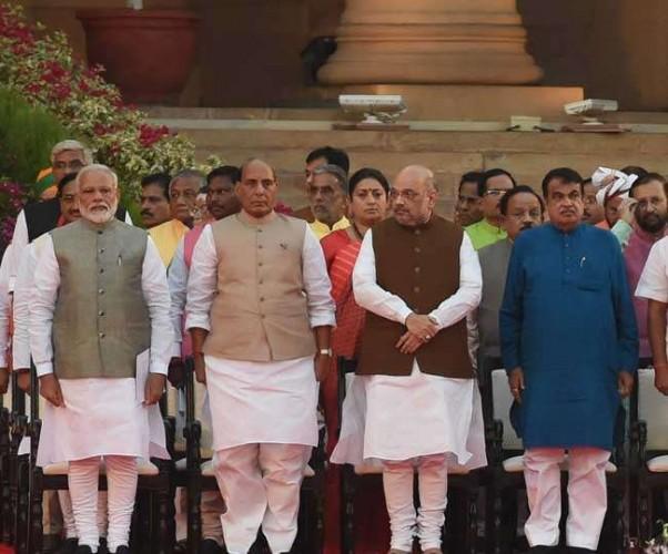अमित शाह गृह, राजनाथ रक्षा व निर्मला को मिला वित्त मंत्रालय, देखें- पूरी सूची